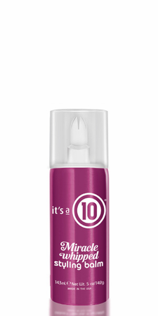 It's a 10 Miracle Whipped Styling Balm 5 oz