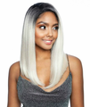 Mane Concept Red Carpet Obsess Bob Lace Front Wig Synthetic New 2019