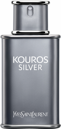Kouros Silver by Yves Saint Laurent Fragrance for Men Eau de Toilette Spray 1.6 oz 2018