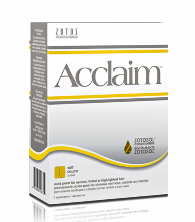 Zotos Acclaim Acid Perm Regular