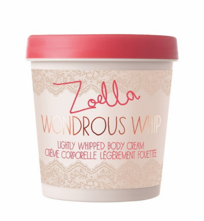 Zoella Beauty Wonderous Whip Body Cream 500ml / 6.7 oz