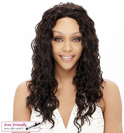 It's a Wig Wonder Lace Front Wig Synthetic