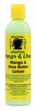 Jamaican Mango & Lime Mango Shea Butter Lotion 8oz