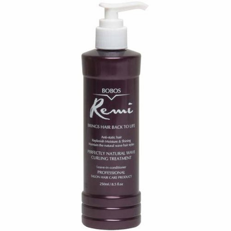 Bobos Remi Perfectly Natural Wave Curling Treatment 8.5 oz
