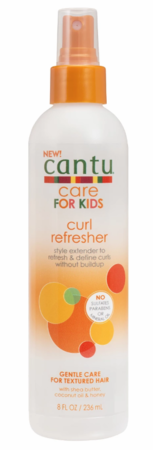 Cantu Care for Kids Curl Refresher 8 oz