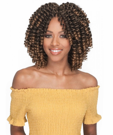 Bobbi Boss 2X Brazilian FlexiRod Curl 6