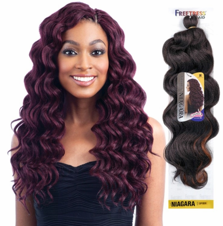 FreeTress Braid Niagara Braids Synthetic