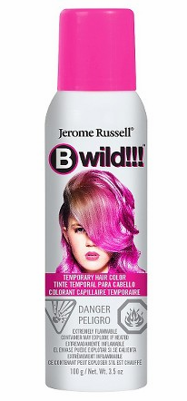 Jerome Russell B Wild!! Temporary Color Spray Lynx Pink 3.5 oz
