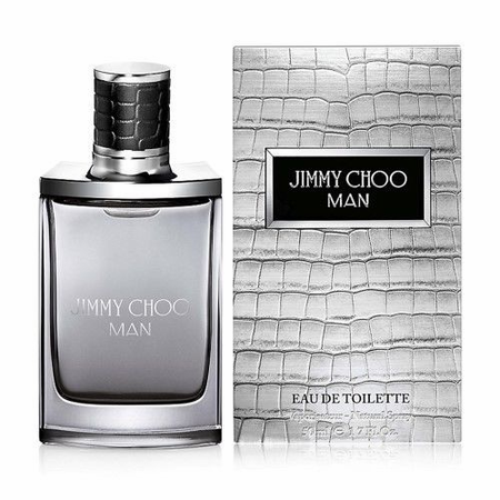 Jimmy Choo Man by Jimmy Choo Fragrance for Men Eau de Toilette Spray 1.7 oz 2018