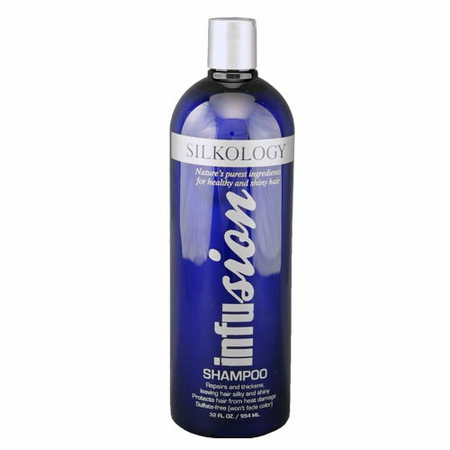 Silkology Infusion Shampoo 32 oz