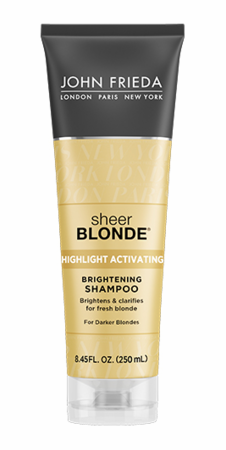 John Frieda Sheer Blonde Shampoo For Darker Blondes 8.45 oz