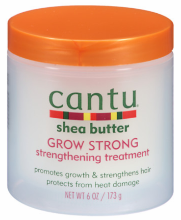 Cantu Shea Butter Grow Strong Strengthening Treatment 6.1 oz