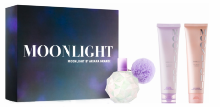 Moonlight by Ariana Grande for Women 3 Piece Fragrance Gift Set 2018