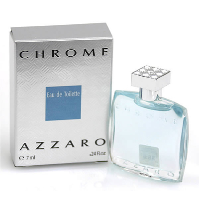 Azzaro Chrome by Azzaro Fragrance for Men Eau de Toilette Spray 3.4 oz 2018