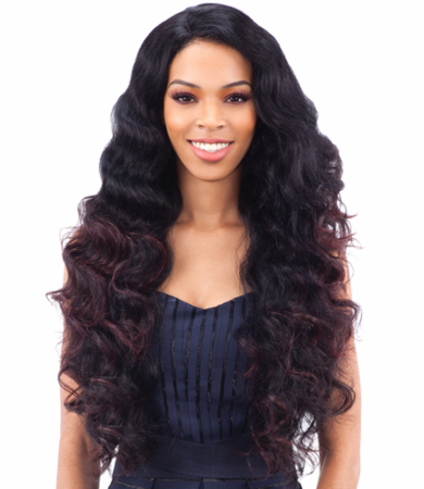 Freetress Equal Letty Invisible L Part Wig Synthetic