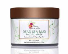 Alikay Naturals Dead Sea Mud Facial Mask 8 oz