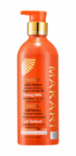 Makari Extreme Argan & Carrot Oil Intense Tone Boosting Body Milk 16.8 oz / 500ml