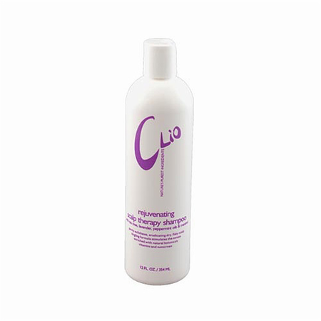 Clio Rejuvenating Scalp Therapy Shampoo 12 oz