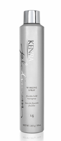 Kenra Platinum Working Spray #14 10 oz