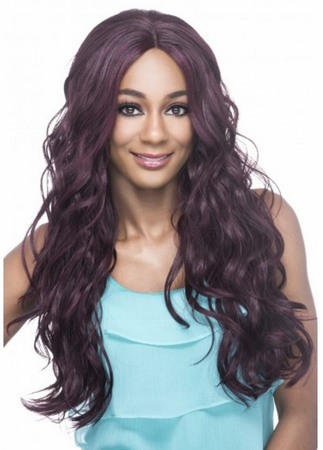 Vivica A Fox Tameka Lace Front Wig Synthetic