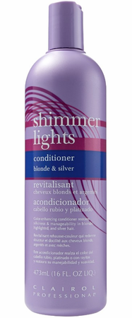 Clairol Professional Shimmer Lights Conditioner 16 oz