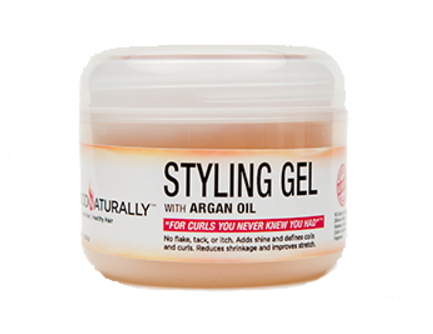 Good Naturally Styling Gel With Argan Oil 8 oz