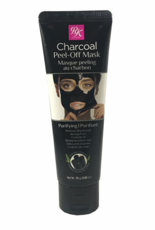 Ruby Kisses Charcoal Peel-Off Mask 2.65 oz