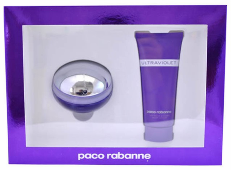 Ultraviolet by Paco Rabanne for Women 2 Piece Fragrance Gift Set 2018