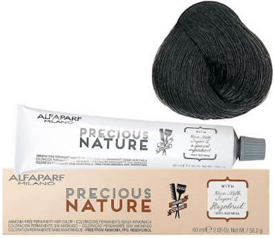 Alfaparf Milano Precious Nature Permanent Hair Color 5.1 Light Ash Brown 2.05 oz 2019