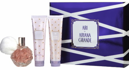 Ari by Ariana Grande for Women 3 Piece Fragrance Gift Set 2018