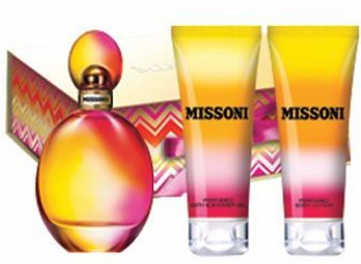 Missoni by Missoni for Women 3 Piece Fragrance Gift Set 2018