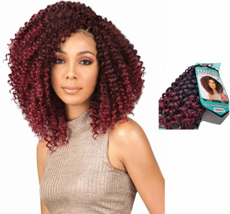 Bobbi Boss Brazilian Water Curl 10