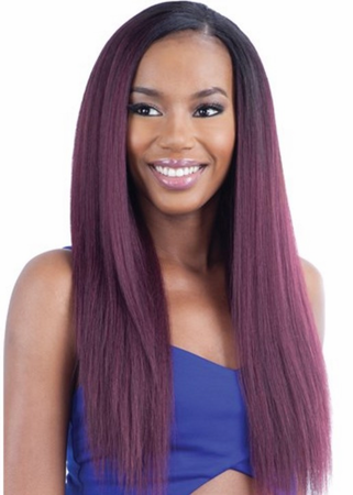 Model Model Pose Peruvian Blow Out Texture Straight 7 Piece 14