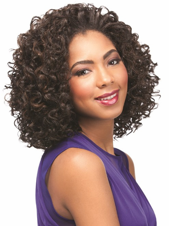 Sensationnel Instant Weave Florence Half Wig Synthetic