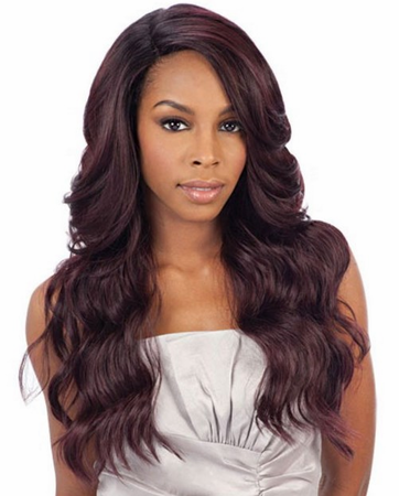 Freetress Equal Danity Lace Front Wig Synthetic