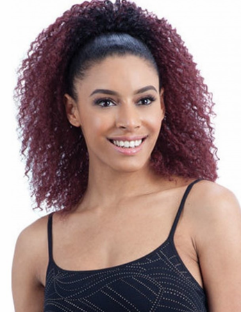 Freetress Equal Straw Twist Girl Ponytail Synthetic