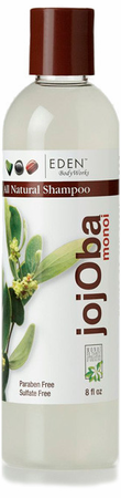 Eden Body Works Jojoba Monoi Shampoo 8 oz