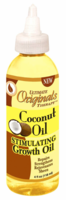 Africa's Best Ultimate Originals Coconut Stimulating Growth Oil 4 oz