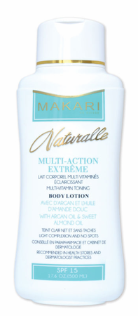 Makari Naturalle Multi Action Extreme Hydrating Body Lotion 17.6 oz / 500ml