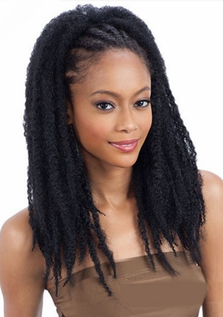 Freetress Equal Jamaican Twist Girl Ponytail