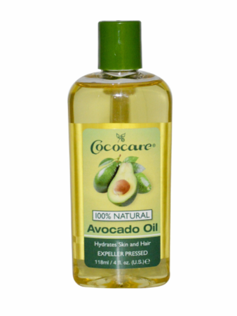 Cococare 100% Natural Avocado Oil 4 oz