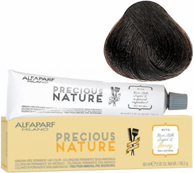 Alfaparf Milano Precious Nature Permanent Hair Color 6.3 Dark Golden Blonde 2.05 oz