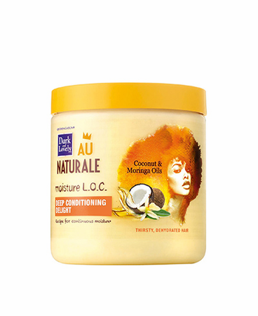 Dark And Lovely Moisture LOC Deep Conditioning Delight 14.4 oz