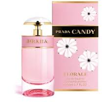 Prada Candy Florale by Prada Fragrance for Women Eau de Toilette Spray 1.7 oz 2018