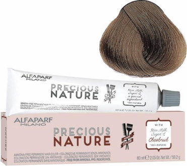 Alfaparf Milano Precious Nature Permanent Hair Color 8NI Light Intense Natural Blonde 2.05 oz 2019