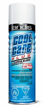 Andis Cool Care Plus 5 in 1 for blades and clippers 15 oz