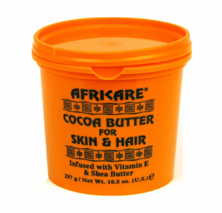 Africare Cocoa Butter For Skin & Hair 10.5 oz