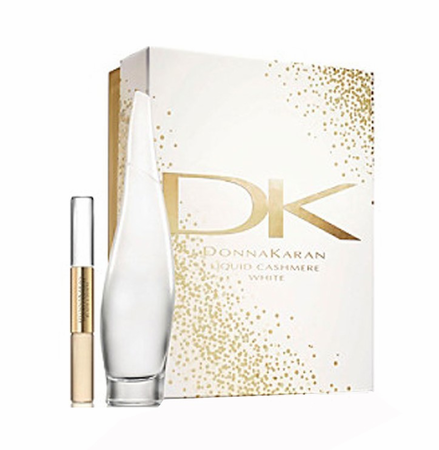 Liquid Cashmere White by Donna Karan for Women 2 Piece Fragrance Gift Set 2020