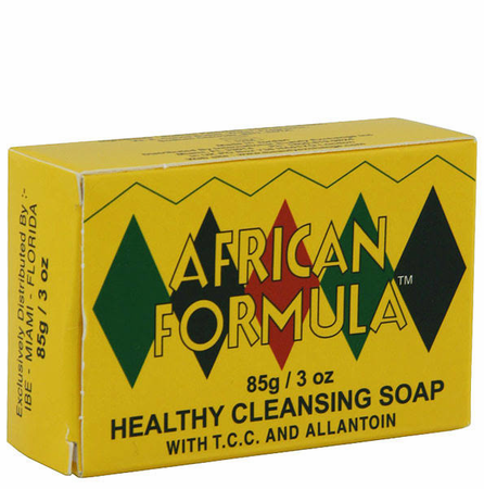 African Formula Cleansing Soap 3oz / 85g