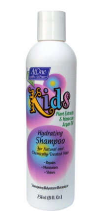 At One With Nature Kids Hydrating Shampoo 8 oz